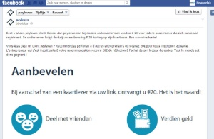 Payleven_korting