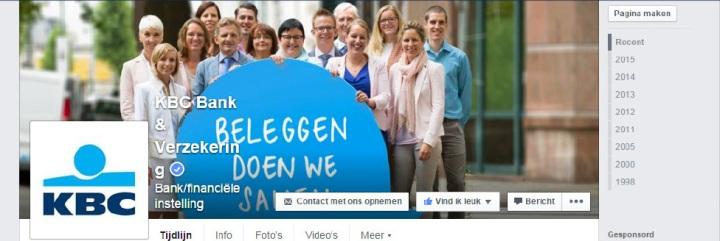 KBC Facebook