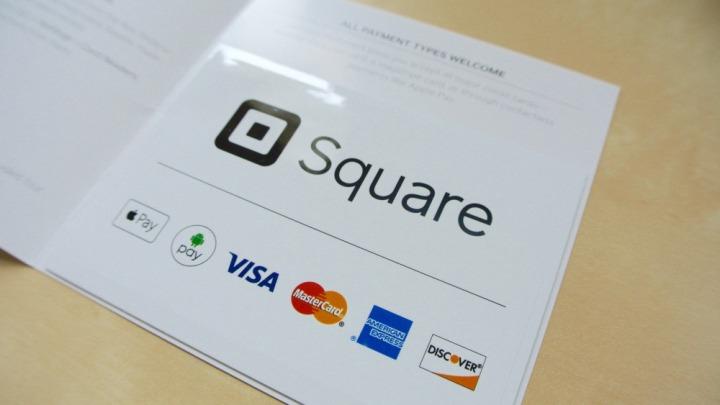 Square Reader Marketing