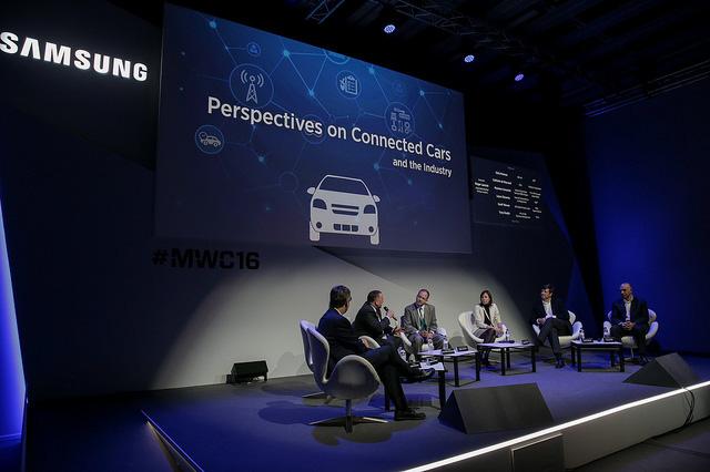 Samsung Driverless