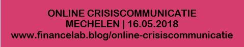 Banner Online Crisiscomm